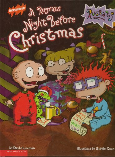 9780439135566: A Rugrats Night Before Christmas