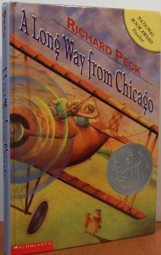A long way from Chicago: A novel in stories: Richard Peck