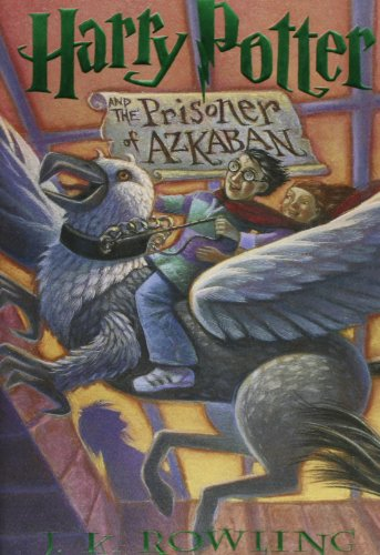 9780439136358: Harry Potter, volume 3: Harry Potter and the Prisoner of Azkaban