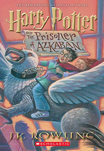 9780439136365: Harry Potter and the Prisoner of Azkaban