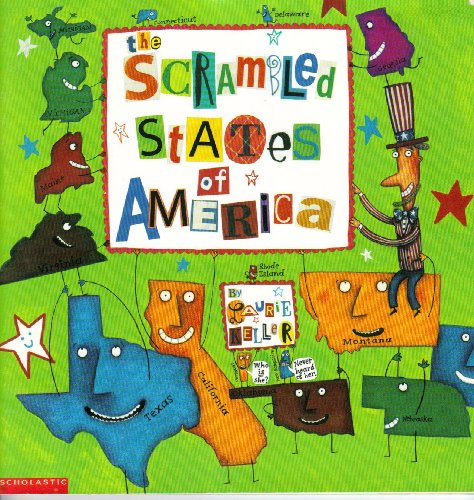 9780439136457: Scrambled States of America [Taschenbuch] by Keller, Laurie