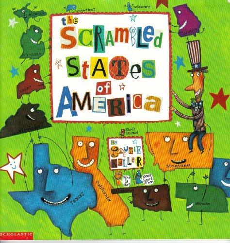 9780439136457: Scrambled States of America