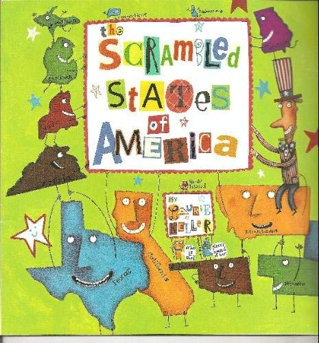 9780439136488: The Scrambled States of America [Taschenbuch] by Laurie Keller