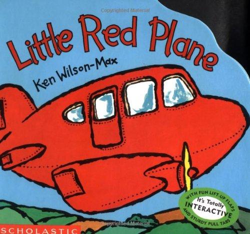 9780439136532: Little Red Plane (mini Max)