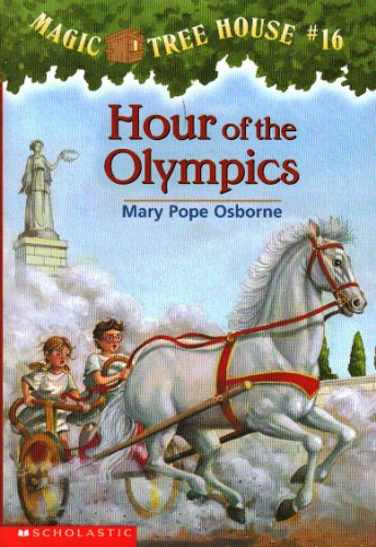 9780439136822: Hour of the Olympics: Magic Tree House #16