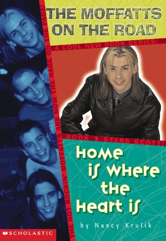 9780439136860: Home is Where the Heart is (Moffatts on the Road)