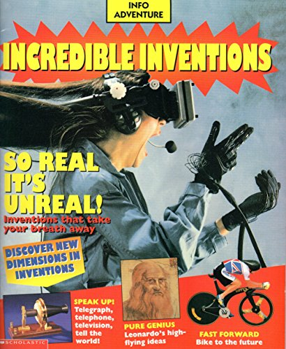 9780439137188: Incredible inventions (Info adventure)