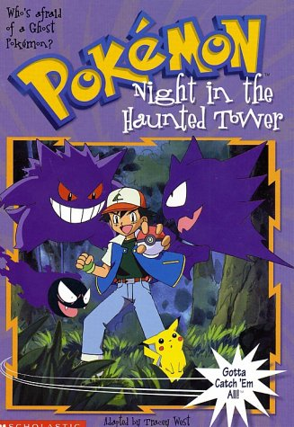 9780439137423: Night in the Haunted Tower (Pokemon Chapter Book)