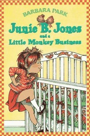 9780439137515: Junie B. Jones and a Little Monkey Business