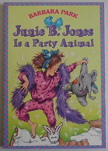 9780439137522: Junie B Jones is a Party Animal