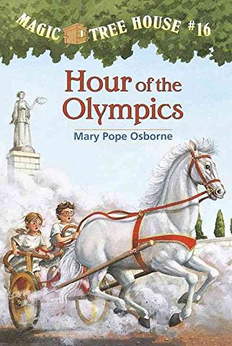 9780439137607: [( Hour of the Olympics: Book 16: Hour of the Olympics )] [by: Mary Pope Osborne] [Jan-1999]