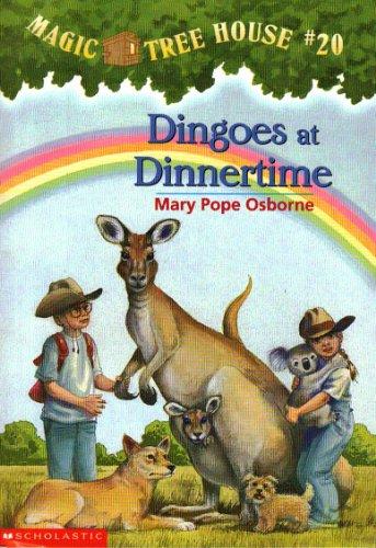 9780439137614: Dingoes at Dinnertime