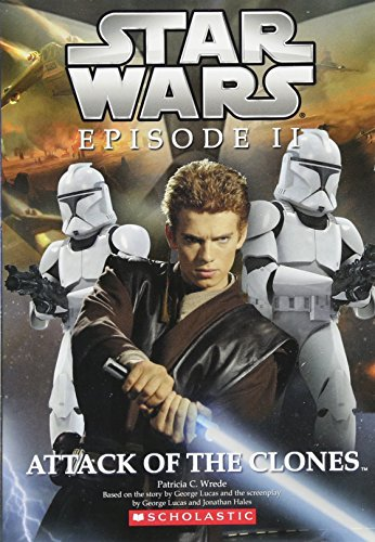 Star Wars Episode II: Attack of the Clones: Novelization (Paperback)