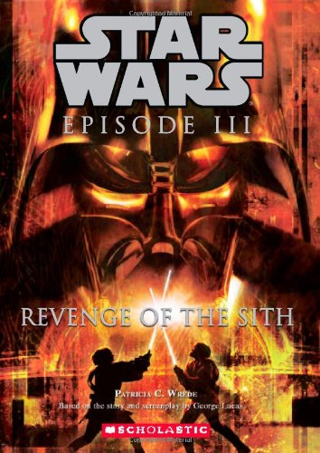 9780439139298: Star Wars: Episode III, Revenge of the Sith: Junior Novelization (Star Wars: Episode III (Paperb)
