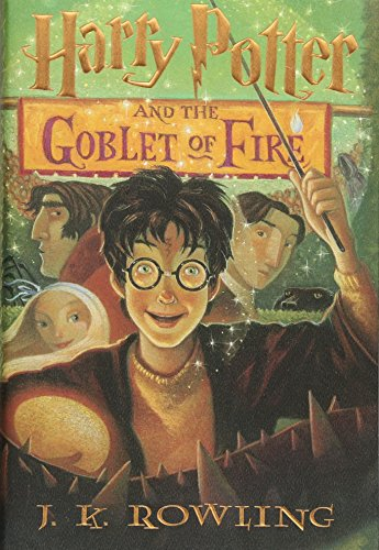 9780439139595: Harry Potter And The Goblet Of Fire (Book 4)