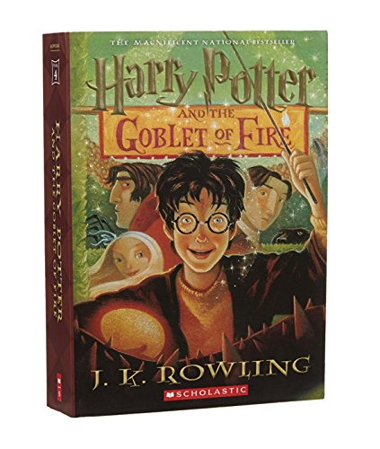 9780439139601: Harry Potter and the Goblet of Fire (Book 4)