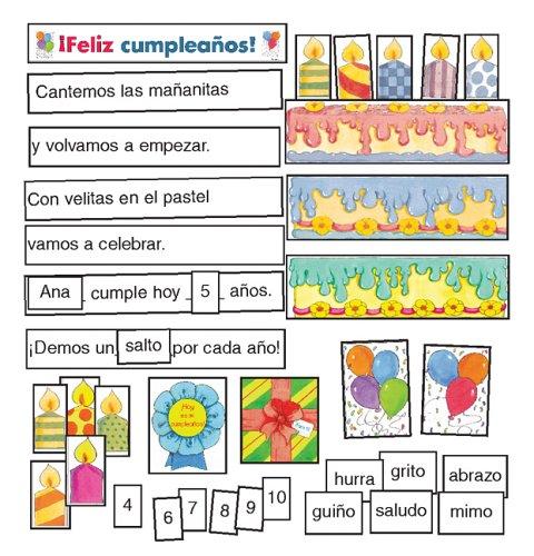 9780439141048: Birthdays - Prepack (spanish): Birthdays (spanish) (Scholastic Interactive Pocket Charts)