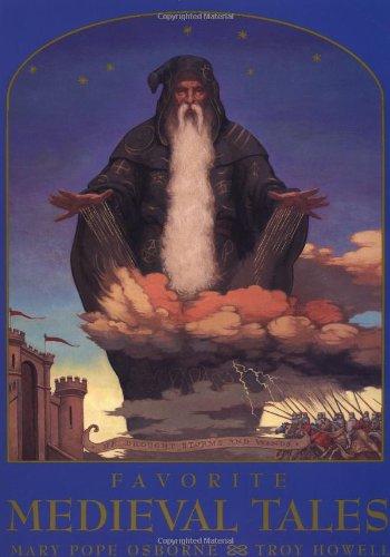 9780439141345: Favorite Medieval Tales