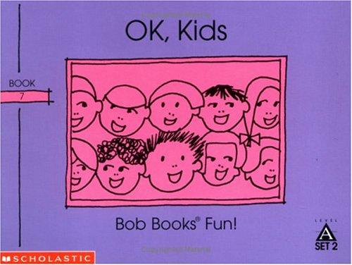 9780439145053: OK, kids (Bob books)