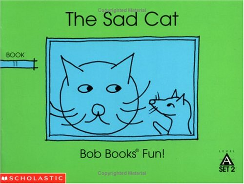 9780439145091: The Sad Cat (Bob Books)