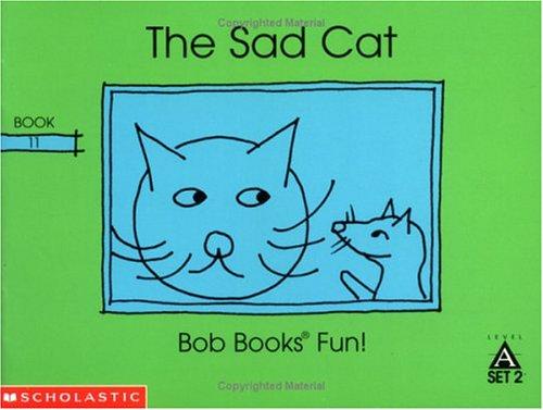 9780439145091: The Sad Cat (Bob Books)