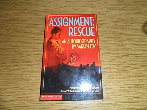 9780439145411: Assignment: Rescue An Autobiography
