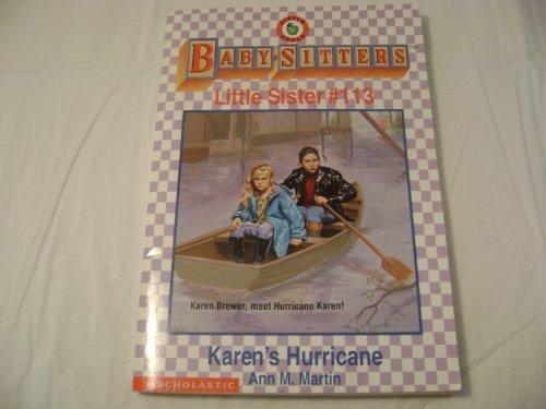 9780439146012: KAREN'S HURRICANE (BABY-SITTERS LITTLE SISTER, NO 113)