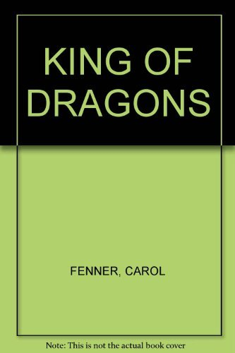 9780439146074: The King of Dragons