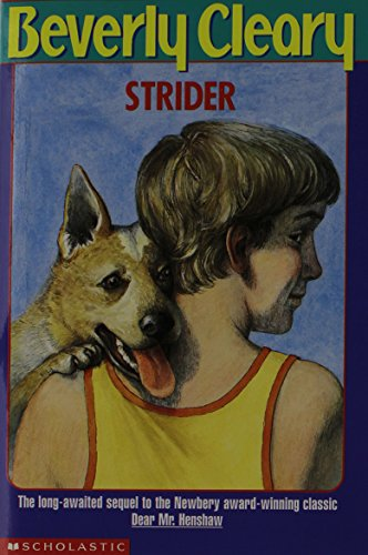 9780439148047: Strider