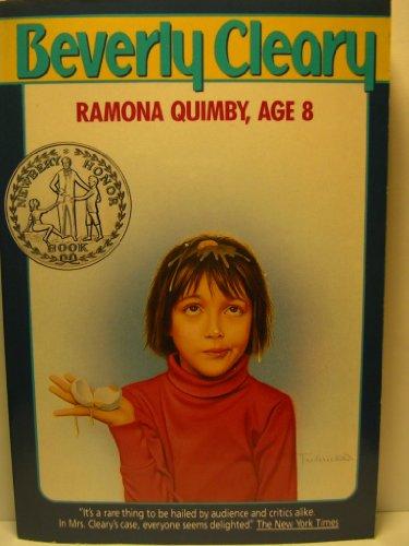 9780439148078: Ramona Quimby - Age 8
