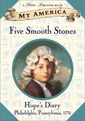 9780439148276: My America: Five Smooth Stones: Hope's Revolutionary War Diary, Book One