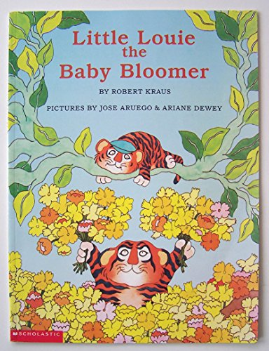 9780439148290: Little Louie the Baby Bloomer