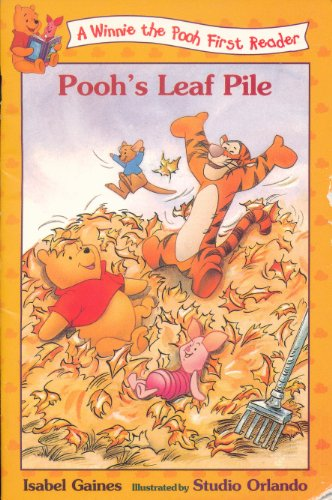 9780439148962: Pooh's Leaf Pile (A Winnie the Pooh First Reader)