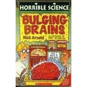9780439149761: Bulging Brains: Horrible Science Series