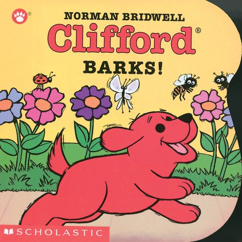 9780439149990: Clifford Barks!