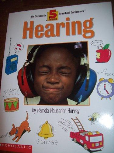 9780439152594: Scholastic Preschool Curriculum Hearing