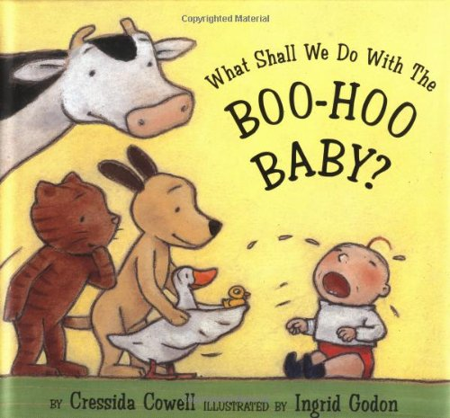 9780439153119: What Shall We Do With The Boo-hoo Baby?