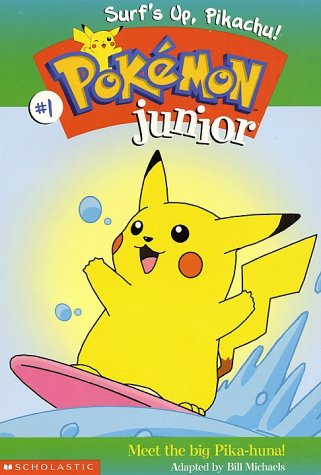 9780439154055: Surf's Up, Pikachu! (Pokemon Junior, No.1)