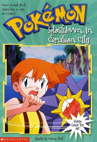 Pokemon Chapter Bks.: Splashdown in Cerulean City No. 7