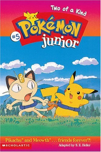 9780439154314: Junior Chapter Book: Two of a Kind No.5 (Pokemon)