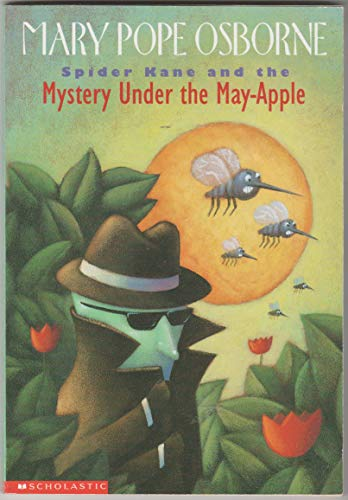 9780439155069: Spider Kane and the Mystery Under the May-Apple
