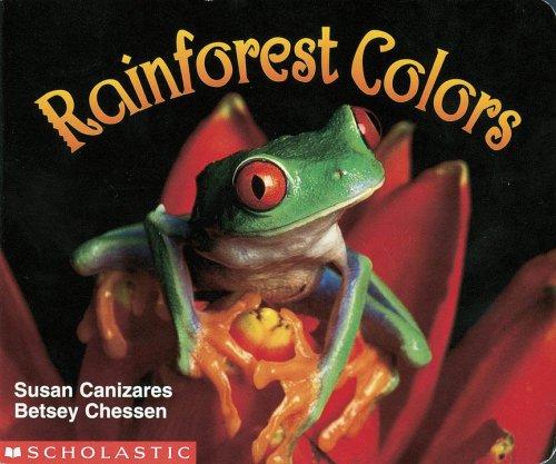 9780439155151: Rainforest Colors