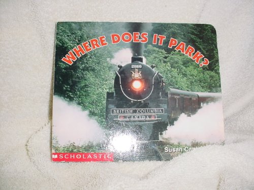 9780439155199: Where Does It Park? (My First Library)