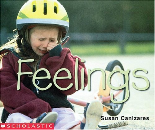 9780439155236: Feelings Board Book (Emergent Readers)