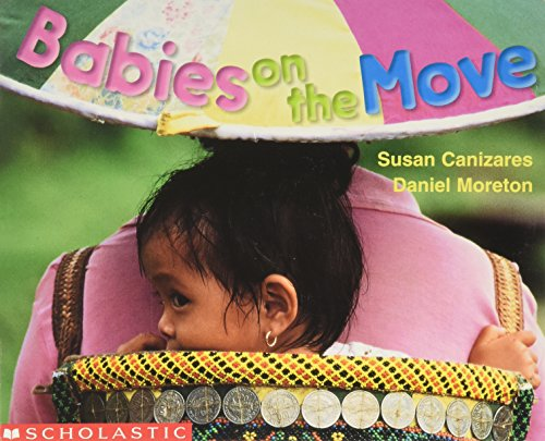 9780439155243: Babies on the Move