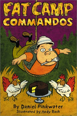 9780439155274: Fat Camp Commandos