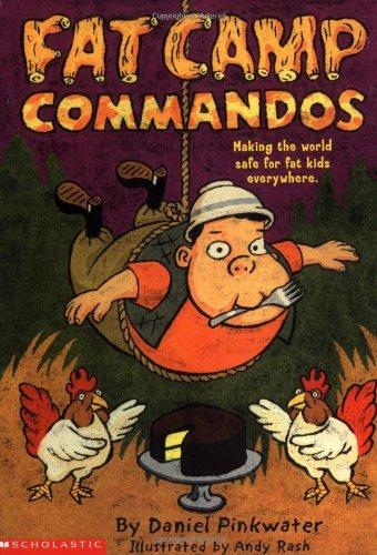 9780439155281: Fat Camp Commandos