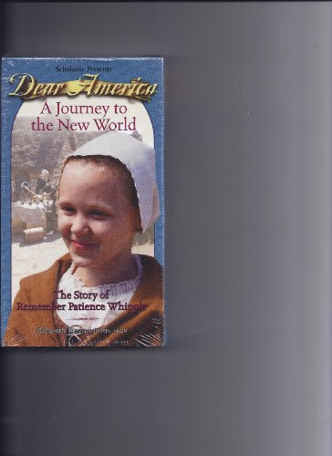 9780439156011: Dear America: Journey To The New Wo Rld (video) [VHS]