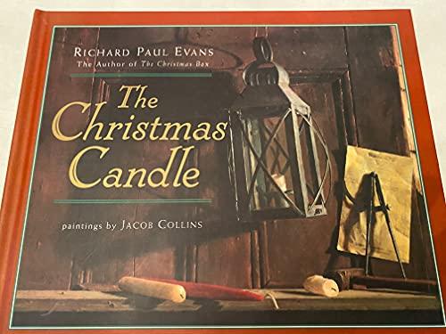 9780439158374: The Christmas candle