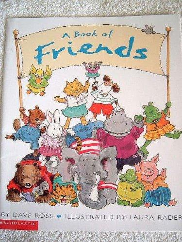 9780439159432: A Book of Friends